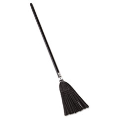 Rubbermaid Commercial Lobby Pro Synthetic-Fill Broom, 37 1/2