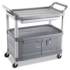 SGS 4094L1BLA Rubbermaid Commercial Utility Cart Replacement Parts SGS4094L1BLA