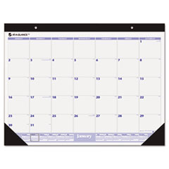 AT-A-GLANCE Recycled Desk Pad, 22 x 17, 2013