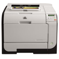 HP LaserJet Pro M451DN Network-Ready Laser Printer