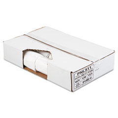 "Penny Lane LINER LD 20-30G 30X36 WH LINEAR LOW DENSITY CAN LINERS, 30 GAL, 0.62 MIL, 30"" X 36"", WHITE, 200-CARTON"