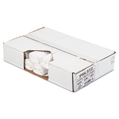 "Penny Lane LINER LD 33G 33X39 60MLWH LINEAR LOW DENSITY CAN LINERS, 33 GAL, 0.6 MIL, 33"" X 39"", WHITE, 150-CARTON"