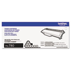 Brother TN780 (TN-780) Super High-Yield Toner, 12000 Page-Yield, Black