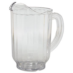 Carlisle VersaPour Pitcher, 60oz, Clear