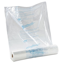 Swingline Shredder Bags for 5000, 6000 & 7000 Series Shredders, 40 gal, Clear, 100/BX