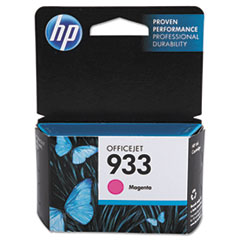 CN059AN140 (HP 933) Ink Cartridge, 330 Page Yield, Magenta