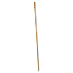 BWK 138 Boardwalk Metal Tip Threaded Hardwood Broom Handle BWK138