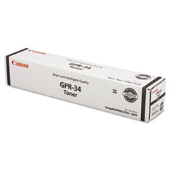 Canon 2786B003AA (GPR-34) Toner, 19,400, Black