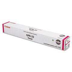Canon 2800B003AA (GPR-33) Toner, 52,000 Page-Yield, Magenta