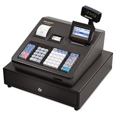 Sharp XE-A407 Cash Register, 7000 LookUps, 99 Dept, 40 Clerk