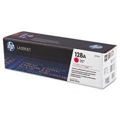 HP 128A, (CE323AG) Magenta Original LaserJet Toner Cartridge for US Government