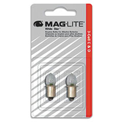 MGL LM2A001 Maglite  Replacement Lamp for AA Mini Flashlight MGLLM2A001