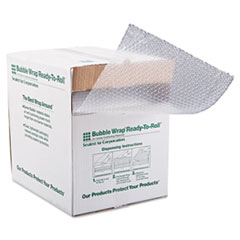 Sealed Air Bubble Wrap Cushioning Material, 3/16
