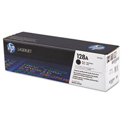 HP 128A, (CE320AG) Black Original LaserJet Toner Cartridge for US Government