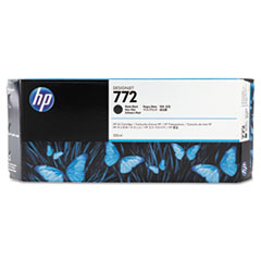 CN635A (HP 772) Ink Cartridge, 300mL, Matte Black