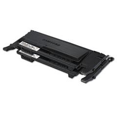 Samsung CLTP407B Toner, Black, 1500 Page-Yield, 2/Box