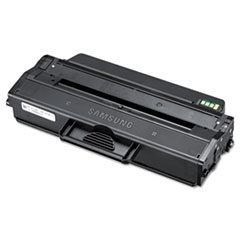 Samsung MLTD103S Toner, 1,500 Page-Yield, Black