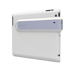 Kensington SecureBack Security Case, for iPad 2, White