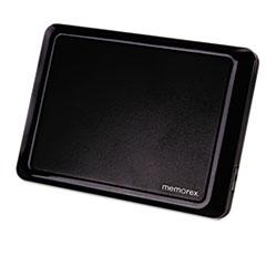 Memorex SlimDrive Portable Hard Disk Drive, 1 TB, USB 3.0