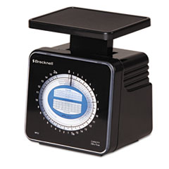 Brecknell Mechanical Postal Scale, 2 Lb.