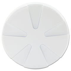 Rubbermaid® LID REPLCMNT F-COOLER WH Replacement Lid For Water Coolers, White