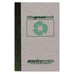 ROA 77357 Roaring Spring Little Green Book ROA77357