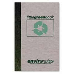 ROA 77357 Roaring Spring Little Green Book ROA77357