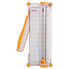 Fiskars Personal Paper Trimmer, 10 Sheets, Plastic Base, 5 1/2