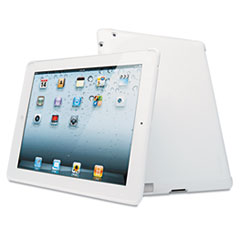 Kensington Protective Back Cover for iPad2 and iPad 3rdGen, White