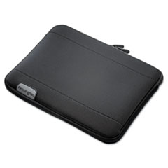 Kensington Fleece and Neoprene Sleeve for 10 Inch Tablets, Black