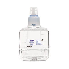 PURELL Advanced Instant Hand Sanitizer Foam, LTX-12 1200 ml Refill, Clear