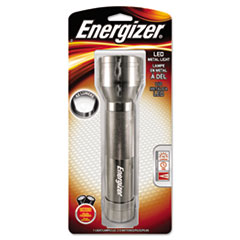 Energizer Metal LED Light, Silver