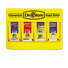 Lil' Drugstore Single Dose Medicine Dispenser, 110-Pieces, Plastic Case