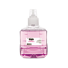 GOJO Antibacterial Plum Foam Hand Wash, 1200mL, Plum Scent, Clear Purple