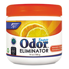 BRIGHT Air Super Odor Eliminator, Mandarin Orange & Fresh Lemon, 14 oz