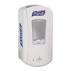PURELL LTX-12 Dispenser, 1200mL, White