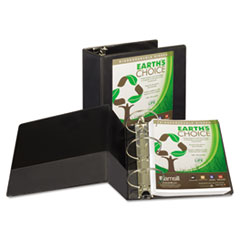 Samsill Earth's Choice Round Ring View Binder, 5