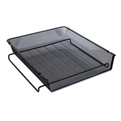 UNV 20004 Universal Deluxe Mesh Stackable Front Load Tray UNV20004