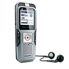 Philips Digital Voice Tracer 3000 Recorder, 2GB