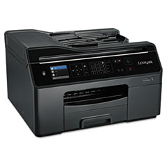 Lexmark OfficeEdge Pro 4000 Wireless Multifunction Inkjet Printer, Copy/Fax/Print/Scan