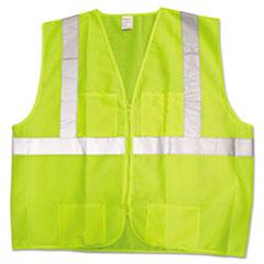 ASC 22838 Jackson Safety* ANSI Class 2 Deluxe Style Vest 3022285 ASC22838