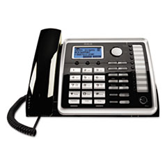 RCA 25260 RCA® ViSYS™ Two-Line Corded/Cordless Expandable Phone System RCA25260