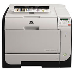 HP LaserJet Pro M451DW Wireless Laser Printer