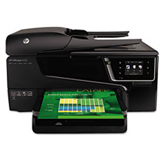 HP Officejet 6600 Premium e-All-in-One Inkjet Printer, Copy/Fax/Print/Scan/Wi-Fi