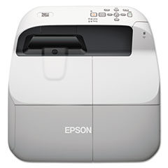 Epson PowerLite 475 Multimedia Projector, 2600 Lumens, WXGA, 1280 x 800, Widescreen