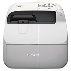 Epson PowerLite 485 Multimedia Projector, 3100 Lumens, WXGA, 1280 x 800, Widescreen