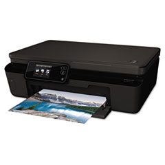 HP Photosmart 5520 Wireless e-All-in-One Photo Inkjet Printer, Copy/Print/Scan