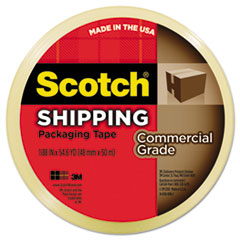 Scotch 3750 Commercial Grade Packaging Tape, 1.88