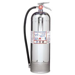 Kidde EXTINGUISHER FIRE W-WLHOK Proplus 2.5 W H2o Fire Extinguisher, 2.5gal, 20.86lb, 2-A