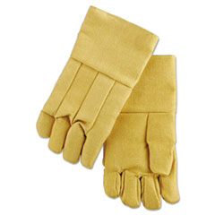 Anchor Brand® GLOVES HIGH HEATWD LINED Fg-37wl High-Heat Wool-Lined Gloves, Large